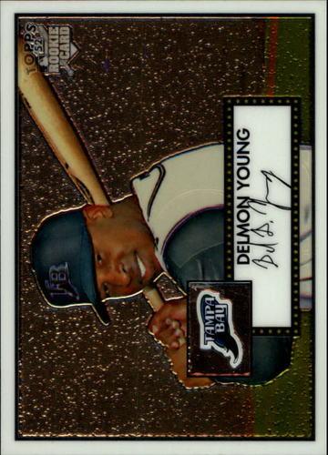 Photo of 2007 Topps 52 Chrome #47 Delmon Young