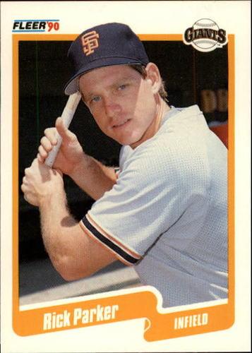 Photo of 1990 Fleer Update #63 Rick Parker RC