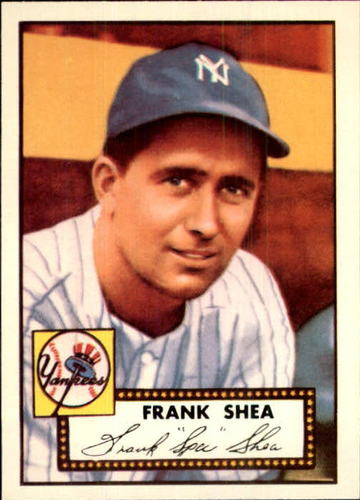 Photo of 1983 Topps 1952 Reprint #248 Frank Shea