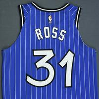 Terrence Ross - Orlando Magic - Game-Worn Classic Edition 1994-98 Alternate Road Jersey - Worn in 5 Games - 2018-19 Season