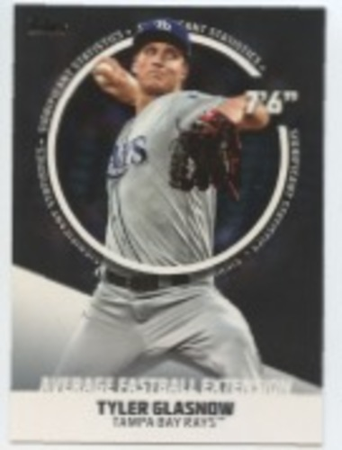 Photo of 2019 Topps Significant Statistics #SS21 Tyler Glasnow
