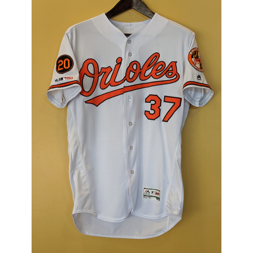 Dylan Bundy - Home Finale Jersey: Game-Used