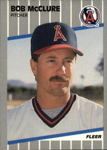 Photo of 1989 Fleer Update #14 Bob McClure