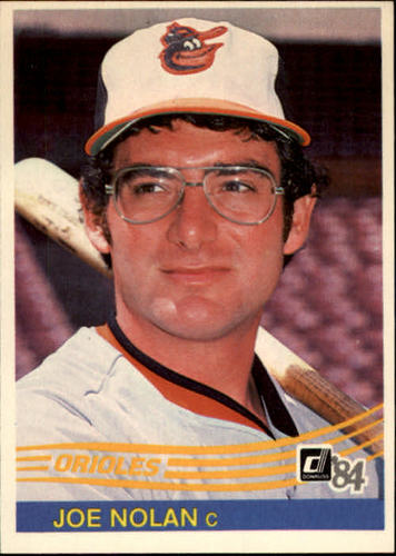 Photo of 1984 Donruss #489 Joe Nolan