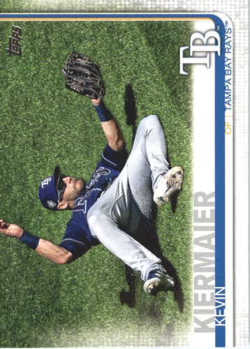 Photo of 2019 Topps #420 Kevin Kiermaier