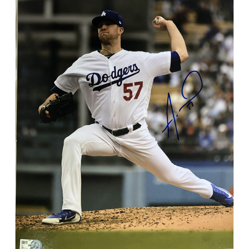Photo of Alex Wood Authentic Autographed Photograph