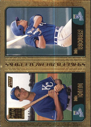 Photo of 2001 Topps Gold #742 L.Cotto/L.Escobar