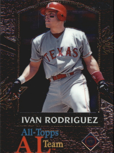 Photo of 2000 Topps Chrome All-Topps #AT12 Ivan Rodriguez