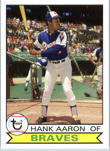 Photo of 2016 Topps Archives #166 Hank Aaron Hall of Fame Class of 1982