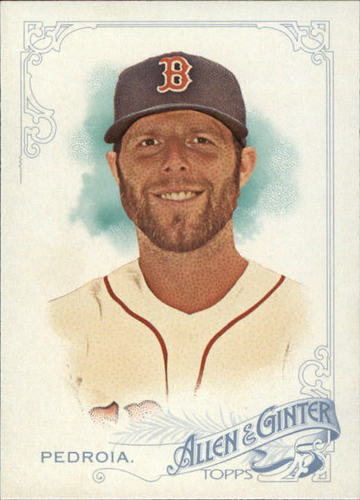 Photo of 2015 Topps Allen and Ginter #115 Dustin Pedroia