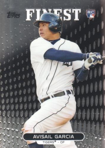 Photo of 2013 Finest #7 Avisail Garcia Rookie Card