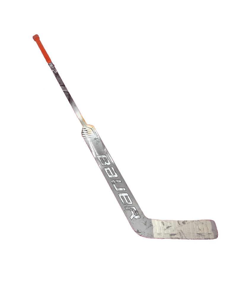 #79 Carter Hart Game Used Stick - Philadelphia Flyers