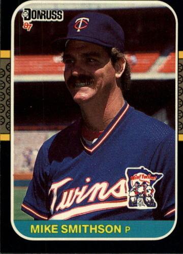 Photo of 1987 Donruss #245 Mike Smithson