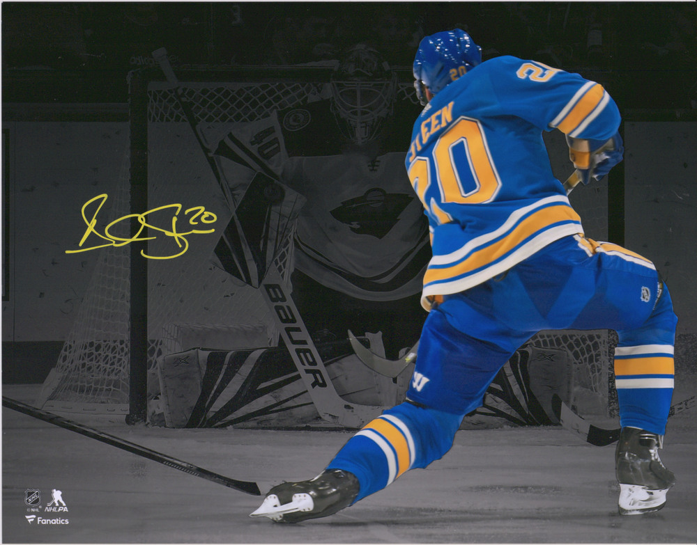 Alexander Steen St. Louis Blues Autographed 11