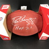 Legends - Drew Pearson Signed Authentic Football