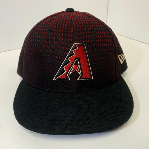 Photo of 2017 Team Issued D-backs Cap