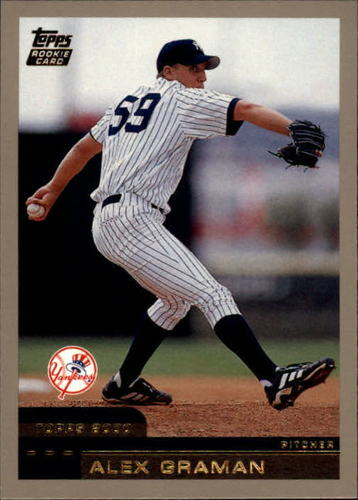 Photo of 2000 Topps Traded #T73 Alex Graman RC