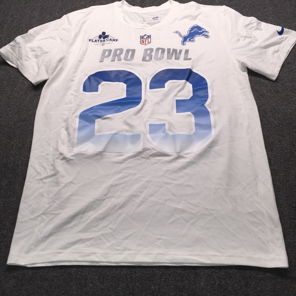 info for ceb56 28052 NFL Auction | PCF - Lions Darius Slay NFC Practice Used Pro ...