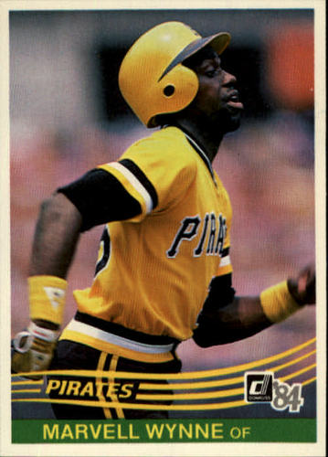 Photo of 1984 Donruss #508 Marvell Wynne