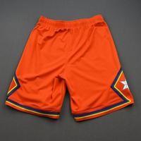 Kendrick Nunn - 2020 NBA Rising Stars - Team USA - Game-Worn 1st Half Shorts