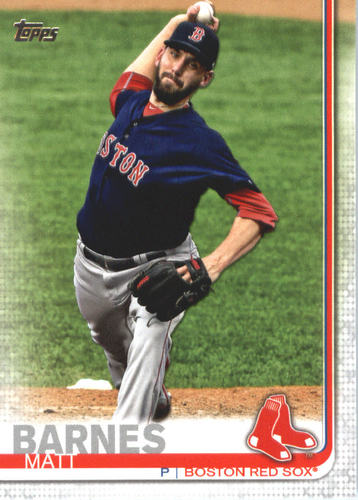 Photo of 2019 Topps #422 Matt Barnes