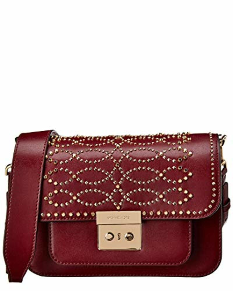 Photo of Michael Kors Sloan Editor Large Leather Shoulder Bag