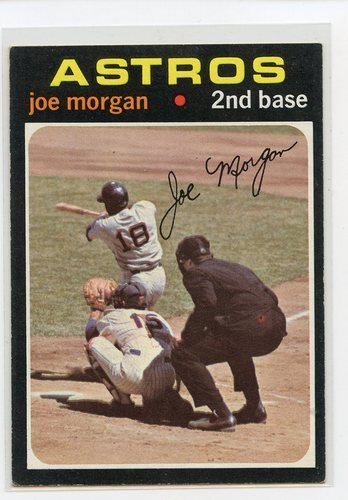 Photo of 1971 Topps #264 Joe Morgan