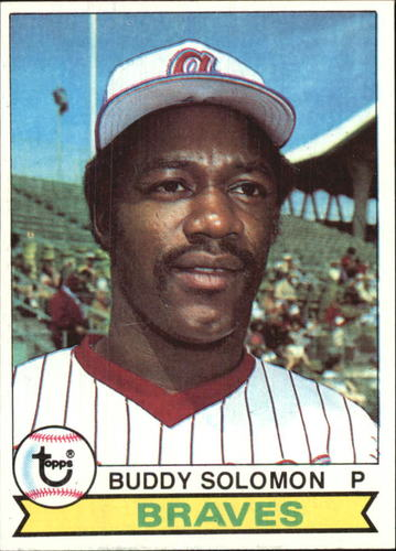 Photo of 1979 Topps #156 Buddy Solomon