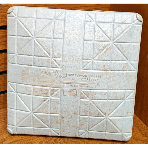 September 26, 2014 Jeter Final Weekend Red Sox vs. Yankees Game Used 3rd Base