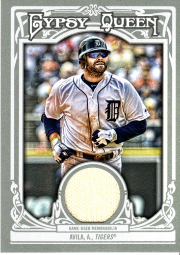 Photo of 2013 Topps Gypsy Queen Relics #AA Alex Avila