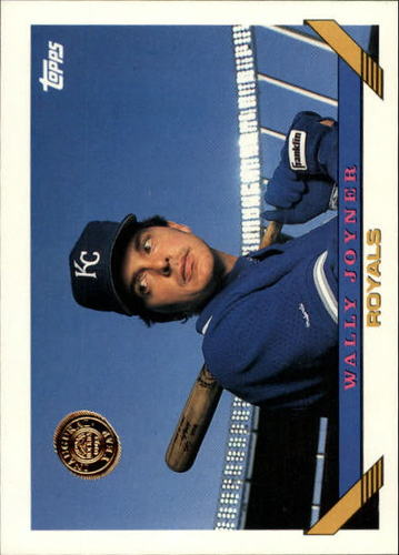Photo of 1993 Topps Inaugural Rockies #375 Wally Joyner