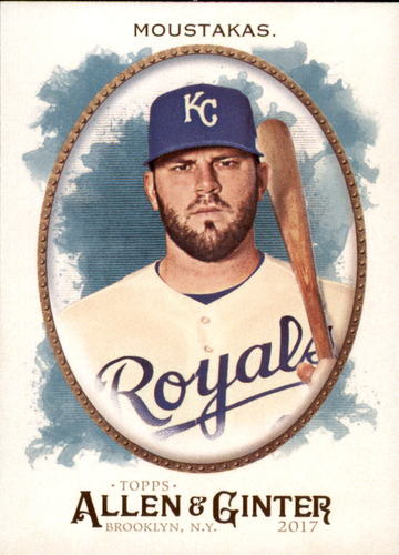 Photo of 2017 Topps Allen and Ginter #261 Mike Moustakas