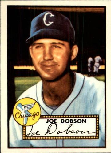 Photo of 1983 Topps 1952 Reprint #254 Joe Dobson