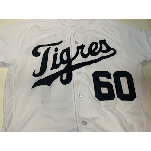 Photo of Game-Used Fiesta Tigres Jersey: Ronny Rodriguez