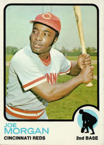 Photo of 1973 Topps #230 Joe Morgan