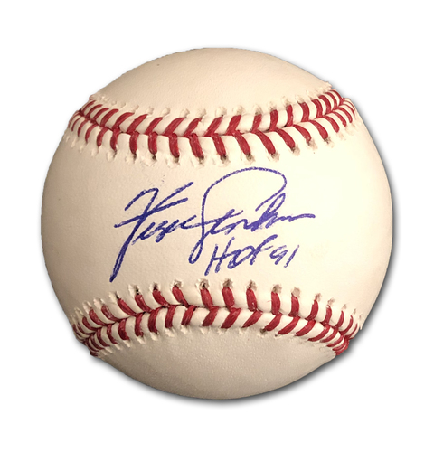 Photo of Fergie Jenkins Autographed Baseball
