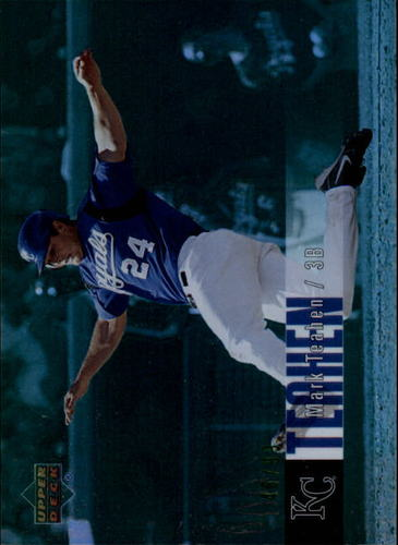 Photo of 2006 Upper Deck Special F/X Green #229 Mark Teahen /99
