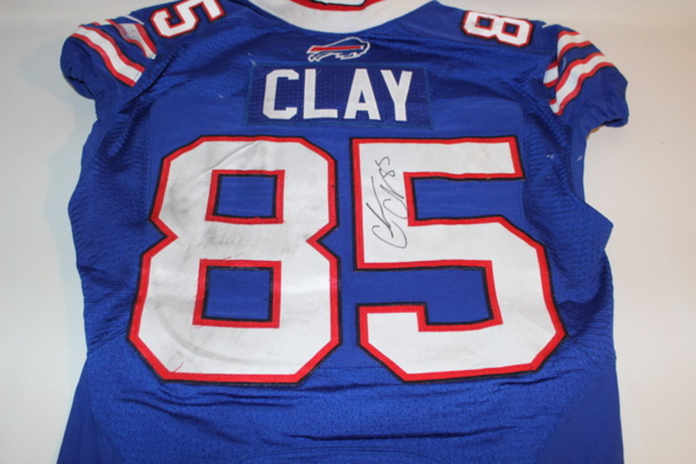 charles clay bills jersey