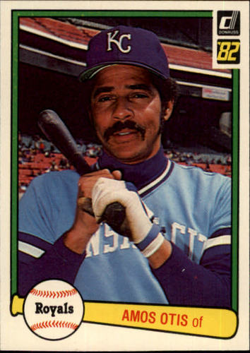 Photo of 1982 Donruss #70 Amos Otis