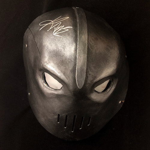 Kane SIGNED Prototype Mask
