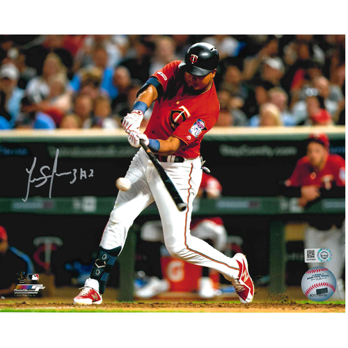Photo of Minnesota Twins Autographed 8x10 Photo - Luis Arraez
