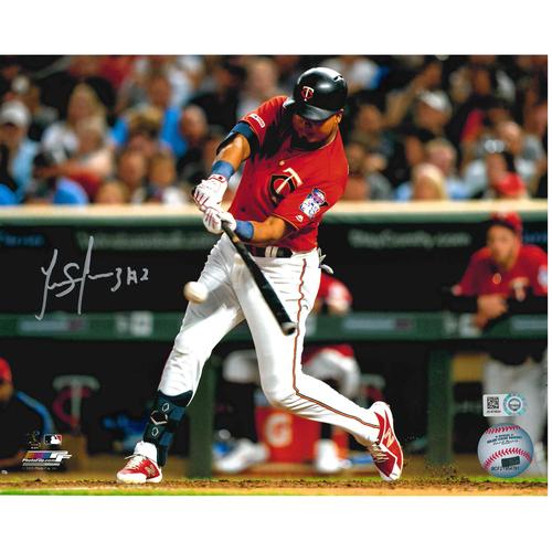 Photo of Minnesota Twins Autographed 8x10 Photo - Luis Arraez