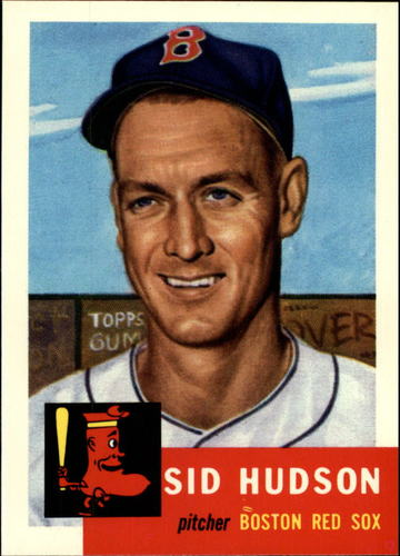 Photo of 1991 Topps Archives 1953 #251 Sid Hudson