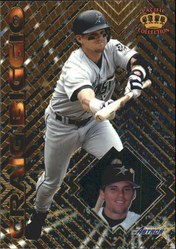 Photo of 1997 Pacific Prisms #108 Craig Biggio