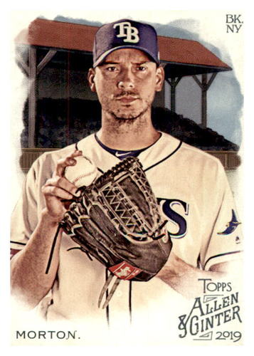 Photo of 2019 Topps Allen and Ginter #254 Charlie Morton