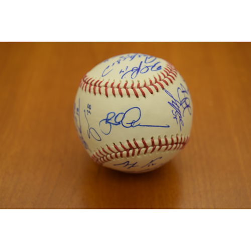 Photo of 2015 Detroit Tigers Team Signed Baseball (MLB Authenticated)