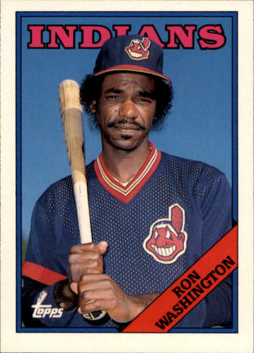 Photo of 1988 Topps Traded #125T Ron Washington