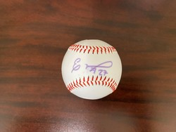 Photo of Eloy Jimenez Signed Baseball