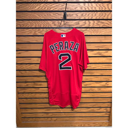 Jose Peraza Team Issued 2020 Spring Training Jersey