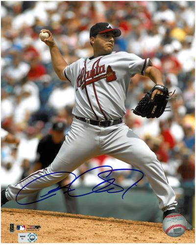 Photo of Russ Ortiz Autographed 8x10 Photo
